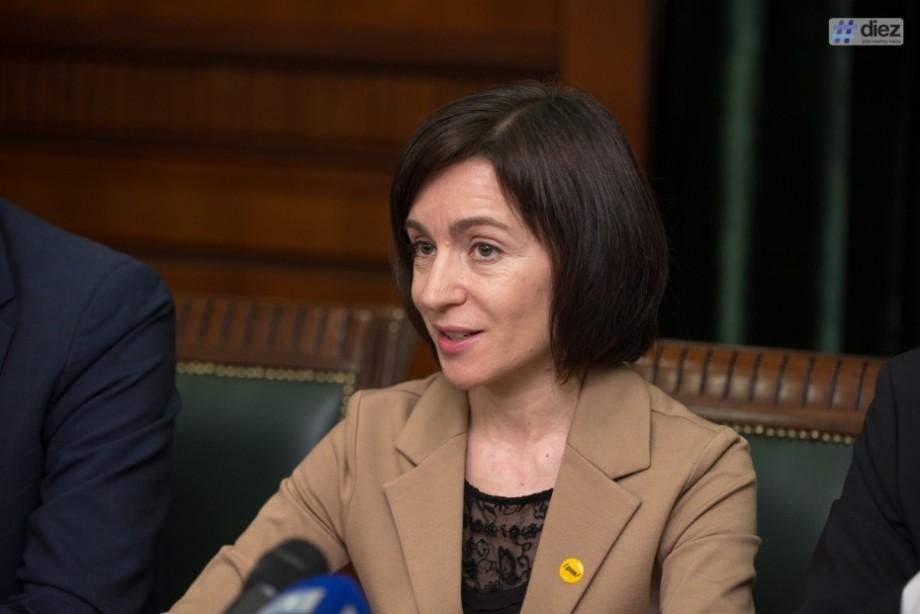 Maia Sandu cere demisia directorilor Poșta Moldovei, Moldtelecom și Metal-Feros