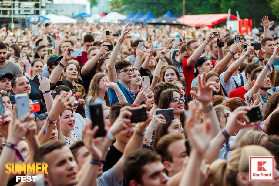 (foto) #SummerFEST2019. Cum Kaufland și-a dat întâlnire cu oamenii buni la cel mai grandios festival din Moldova