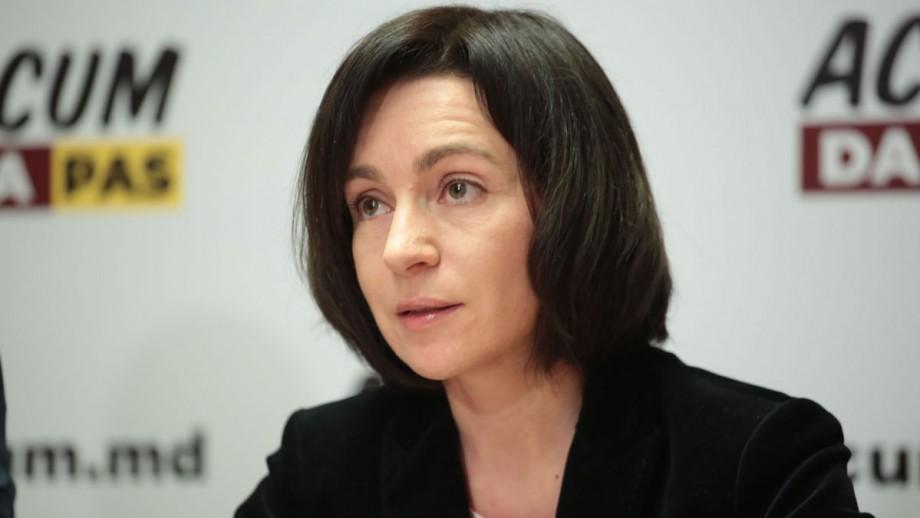 """Maia Sandu despre anularea mandatului de arest pe numele lui Usatîi: """"Decizia ridică mari semne de întrebare"""""""
