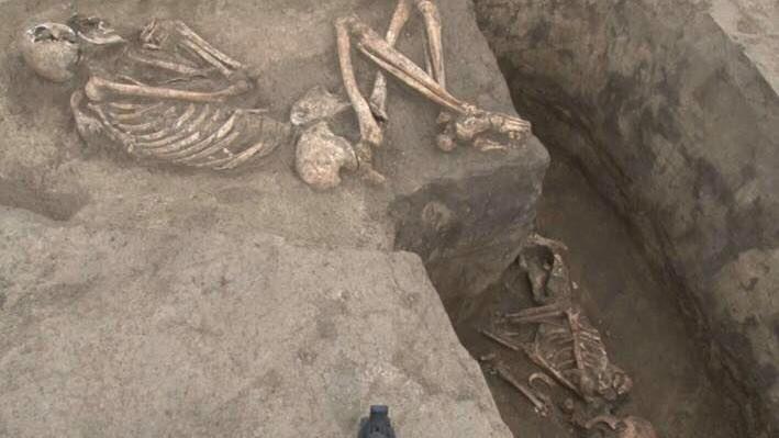 (Video) La Cimișlia au fost găsite morminte ce datează din epoca bronzului