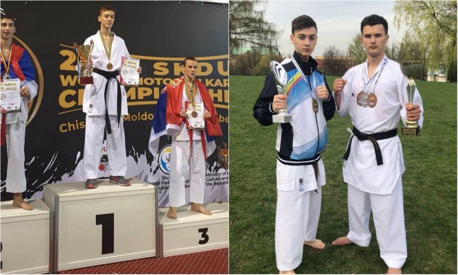 (video) #Sportul meu există. Mihail Volontir despre cum să ajungi campion mondial și european la karate shotokan
