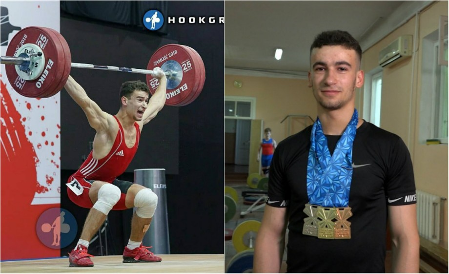 (video) #Sportul meu există. Marin Robu despre cum să ajungi vicecampion mondial la haltere printre tineret