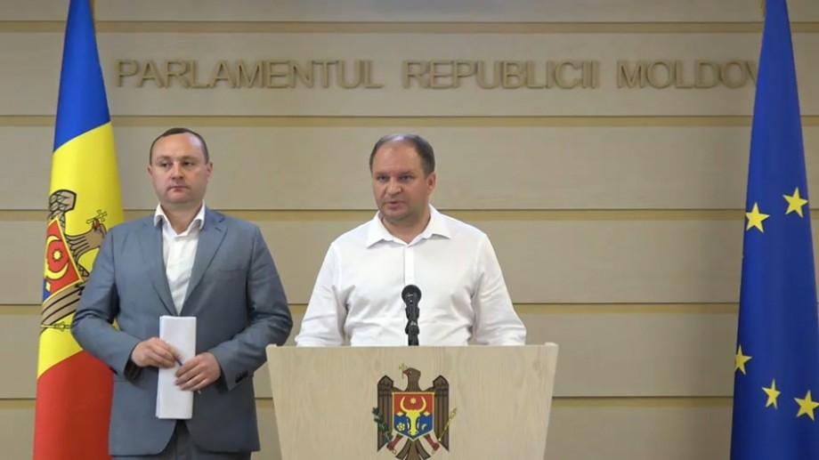 """""""Suntem gata să prezentăm probe într-un proces judiciar liber"""". PSRM a reacționat la anunțul Procuraturii Generale"""