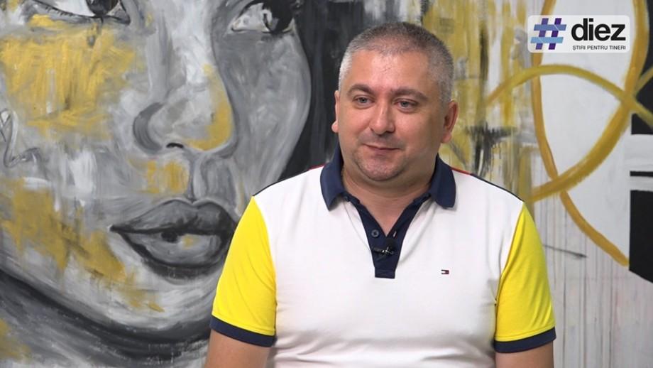 (video) FărăTolk cu Dinu Țurcanu. Care a fost cel mai curajos lucru pe care l-a făcut și de ce studenții îl tutuiesc