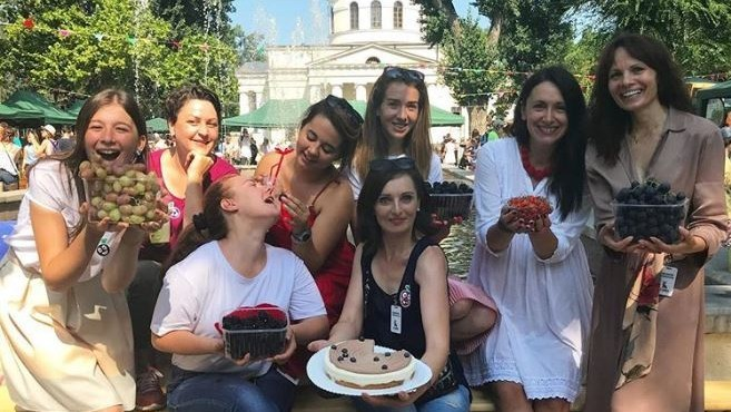 Summer Berry Fair revine la Chișinău. Când și unde va avea loc cel mai popular târg al pomușoarelor