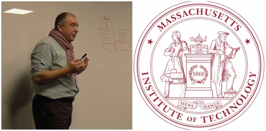 (foto) Institutul de tehnologie din Massachusetts, SUA a trimis o scrisoare de mulțumire unui profesor din Moldova