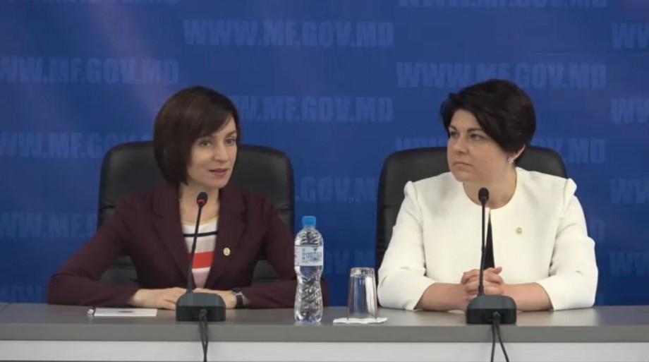"""Noua ministră a finanțelor, Nicoleta Gavrilița a fost prezentată echipei. """"Moștenesc cea mai profesionistă echipă"""""""
