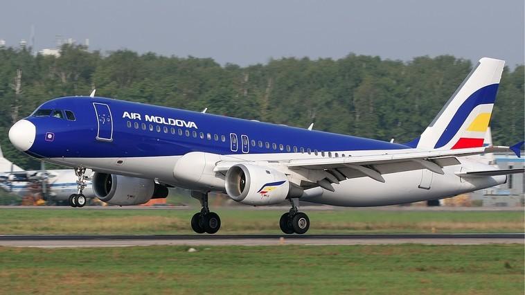 """""""Air Moldova"""" a întrerupt orice colaborare cu o companie aeriană din Ucraina"""