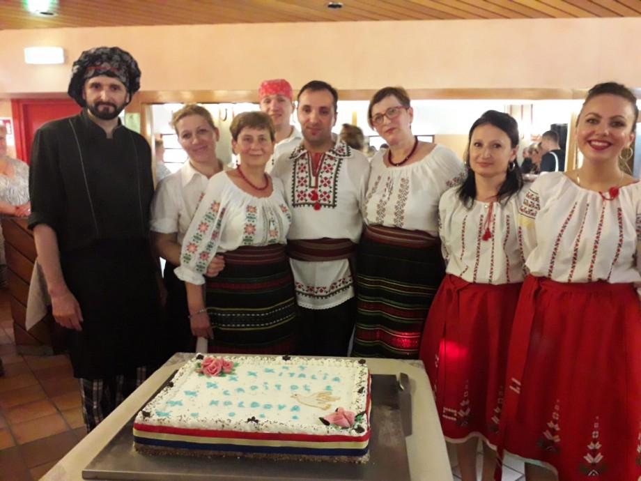 (foto) Ciorbă ca acasă în străinătate. Cine este moldoveanul care a deschis un restaurant în Italia