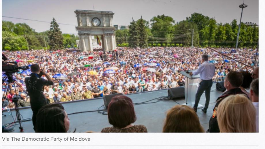 Contra-atacul PDM în presa internațională: Articole, plătite de democrați, semnate de Pavel Filip