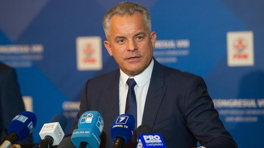 """Vladimir Plahotniuc a comentat ultimele evenimente politice din țară: """"Președintele Dodon va impune jocul său personal"""""""