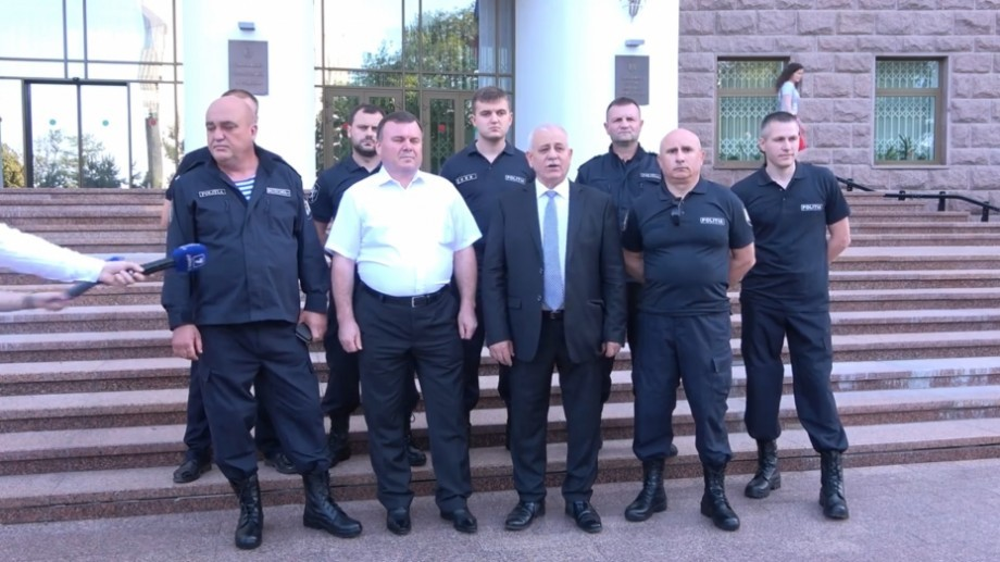 Cei șase polițiști, demiși pentru susținerea Guvernului Maiei Sandu, au fost restabiliți în funcții