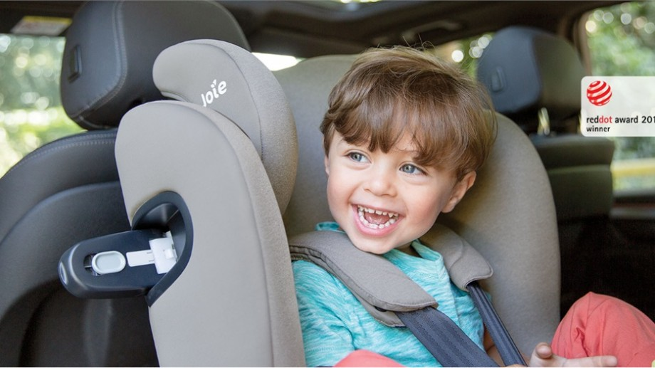 5 motive să alegi un scaun Joie, atunci când cauți un suport auto bun