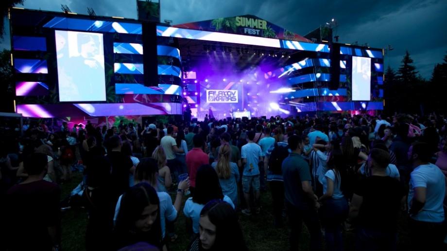 (video) Peste 25 de mii de participanți și distracție nelimitată la Summer Fest 2019