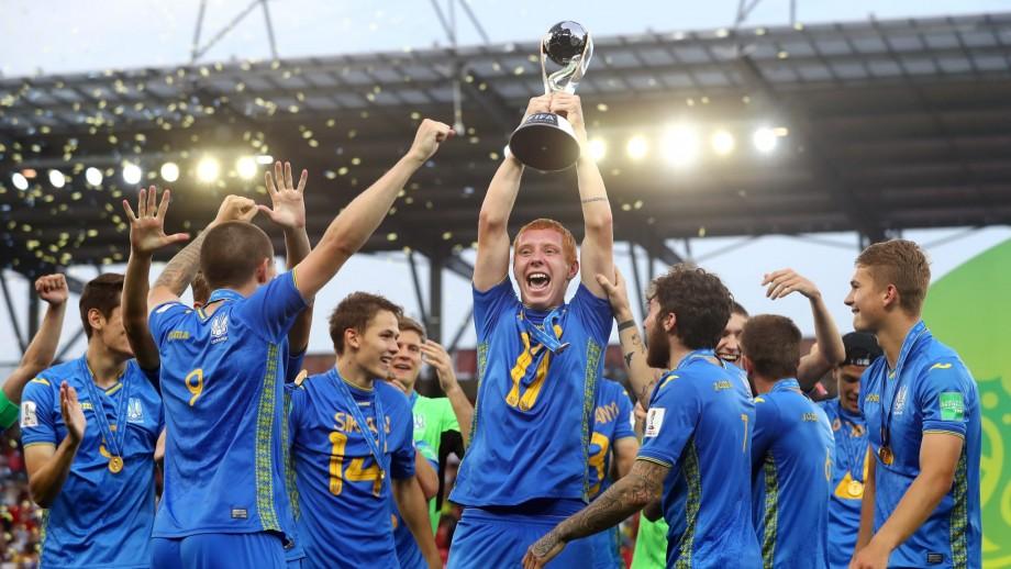 (video) Ucraina Under 20 a câştigat Cupa Mondială de fotbal