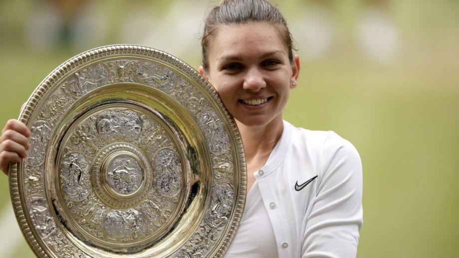 Cât valorează, în euro, câștigul Simonei Halep la Wimbledon