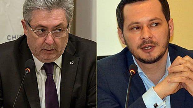 Capitala, din nou fără primar. Ruslan Codreanu și Nistor Grozavu, demiși de CMC