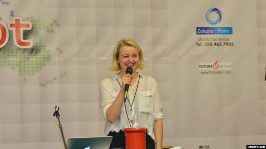 Anastasia Condruc este noua consilieră pe comunicare a prim-ministrei Maia Sandu