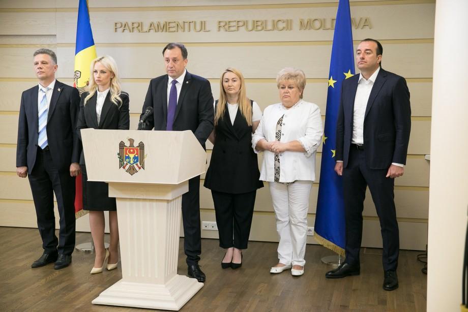 Marina Tauber, lipsită de șefia Comisie Parlamentare