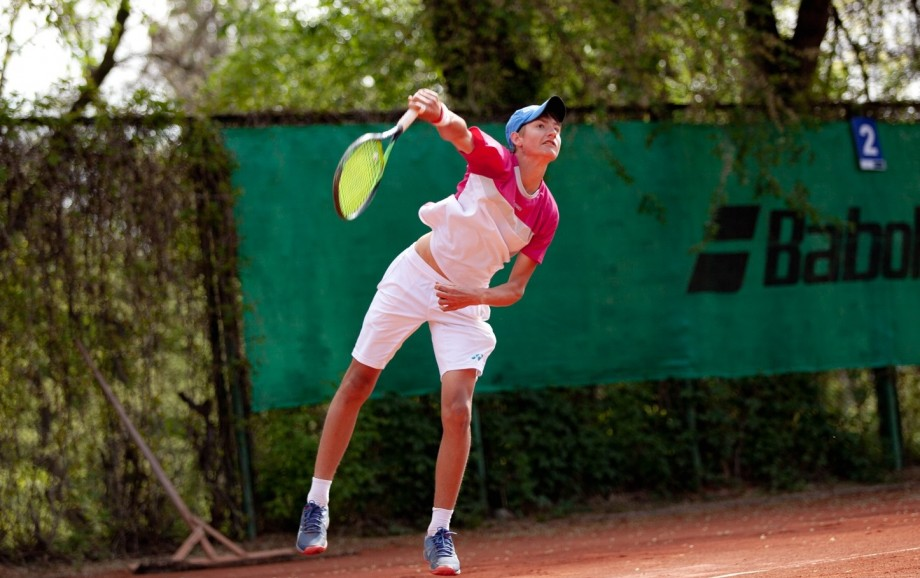 Ilie Snițari s-a calificat în sferturi turneului internațional din circuitul World Tennis Tour Juniors J4 Minsk