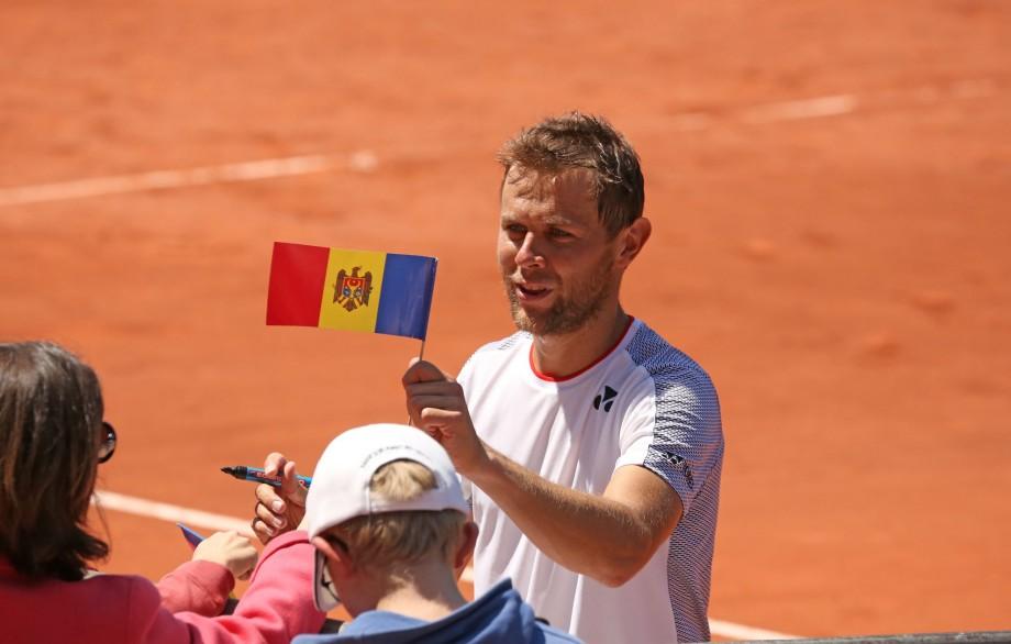 Radu Albot participă la un nou turneu din seria ATP 250. Cine este primul adversar al sportivului moldovean