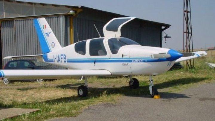 Un avion de dimensiuni mici a dispărut de pe radare. S-ar fi prăbușit aseară între raioanele Telenești și Orhei