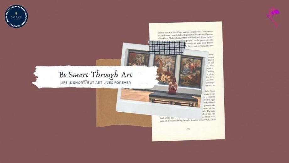 Explorează și dezvoltă aptitudinile artistice. Smart Academy te invită la o serie de trainguri care-ți vor colora vara