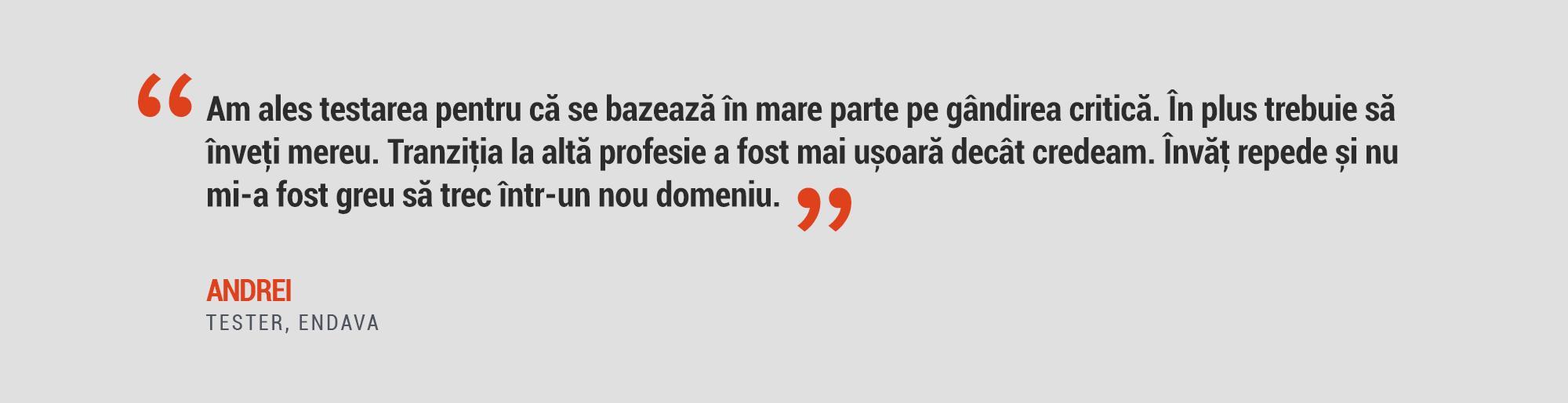 Andrei Rotari Quote