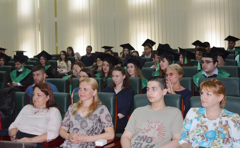 Facultatea de Biologie și Pedologie a USM, cu absolvenți de calibru în Moldova, SUA, Germania, China, Vietnam, Nicaragua