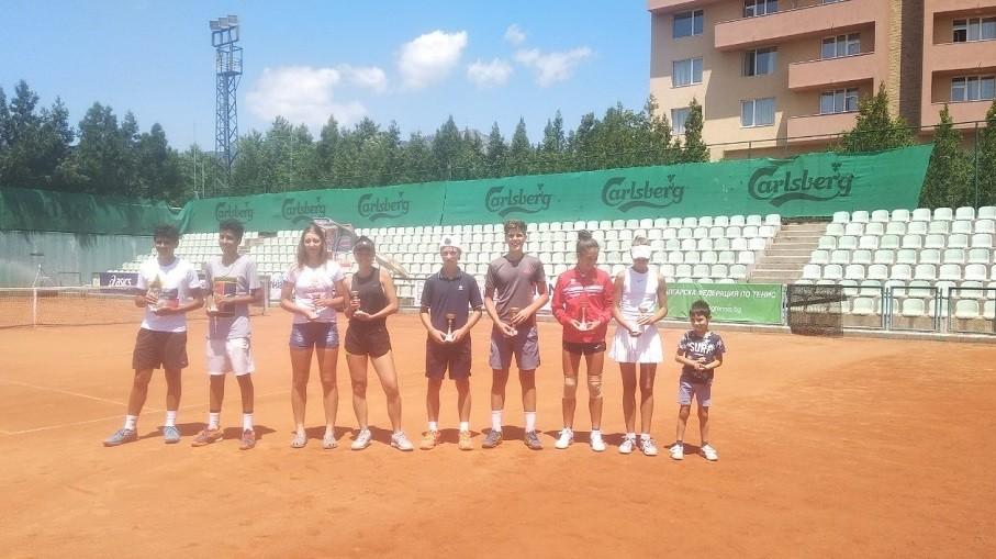 Locul doi pentru Moldova la turneul european Sliven Cup. Tenismena Ecaterina Malai a obținut medalia de argint