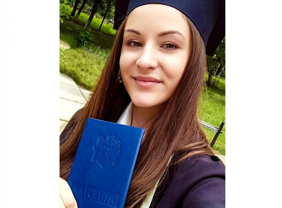 De ce Marketing? Valeria Rusu, absolventă UTM, îți spune de ce ar trebui să alegi această specialitate