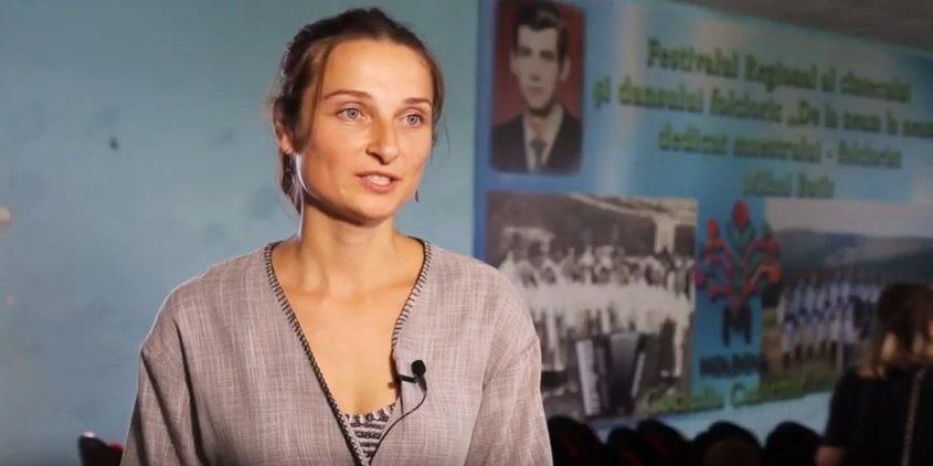 (video) Alina Perju, tânăra din Cociulia care a revenit acasă pentru a dezvolta localitatea natală