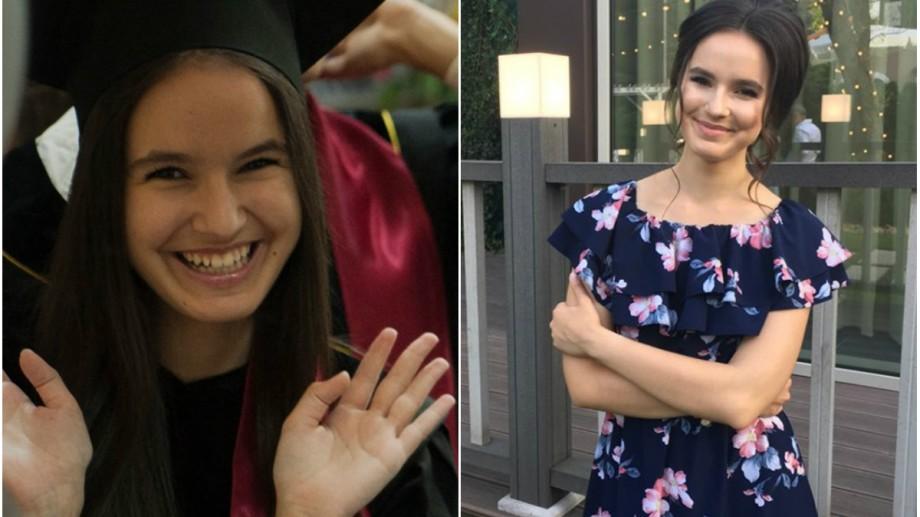 """(foto) """"Îmi părea un vis, care nu avea cum să devină realitate"""". Victoria Rașcov, absolventa cu 10 pe linie la BAC"""