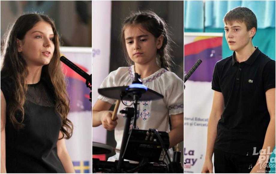 (foto, video) Ultimele audiții La la Play Voices. Cum a fost la Chișinău și Căușeni