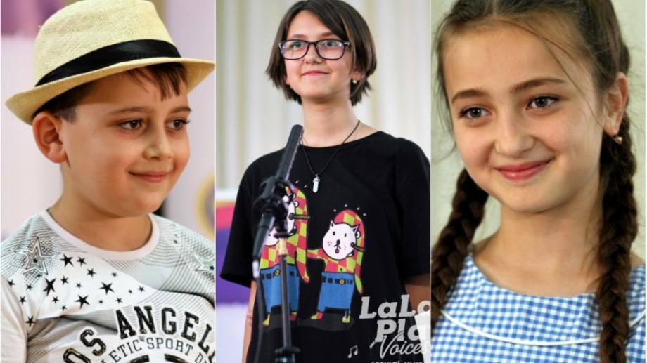 (galerie foto) La La Play Voices 2019 a ascultat vocile tinerilor și copiilor din Comrat, Taraclia și Basarabeasca