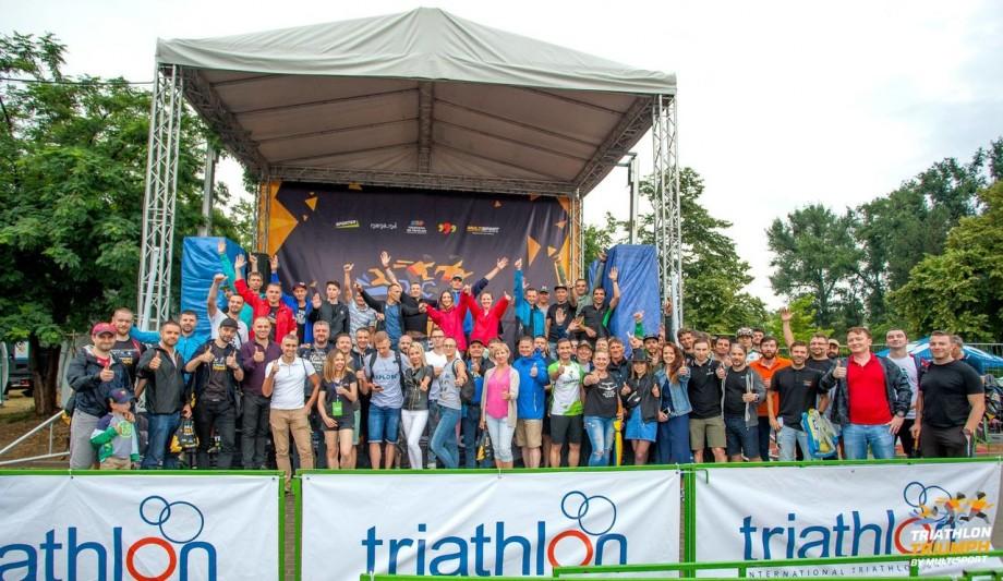 """În acest weekend, la Chișinău, se va desfășura Campionatul de triatlon """"Triathlon Triumph by BMW i"""""""