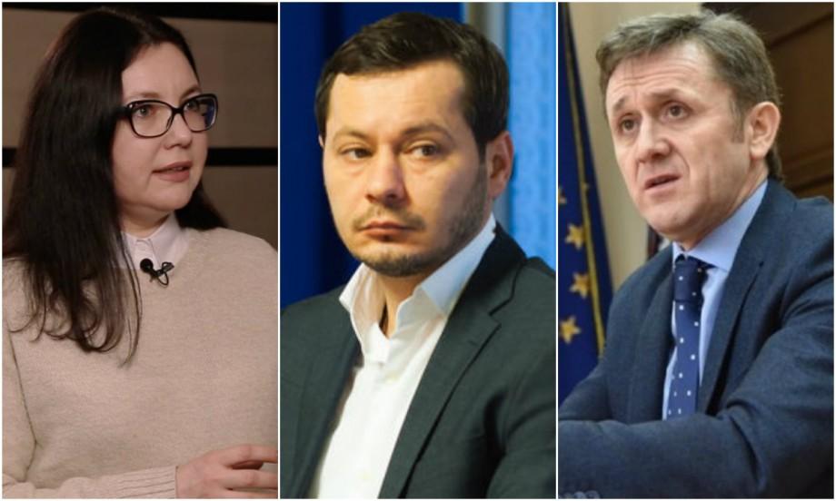 Lista tuturor persoanelor de rang înalt din Moldova care au demisionat în ultimele 30 de zile