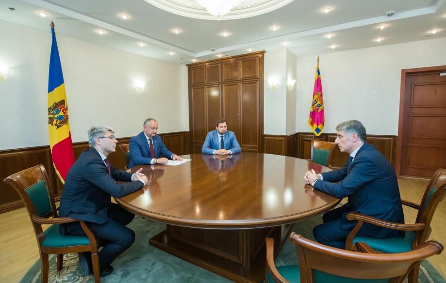 Dodon insistă pe condiția sa despre viitorul Procuror General: Să nu fie străin și să aibă experiență în Procuratură