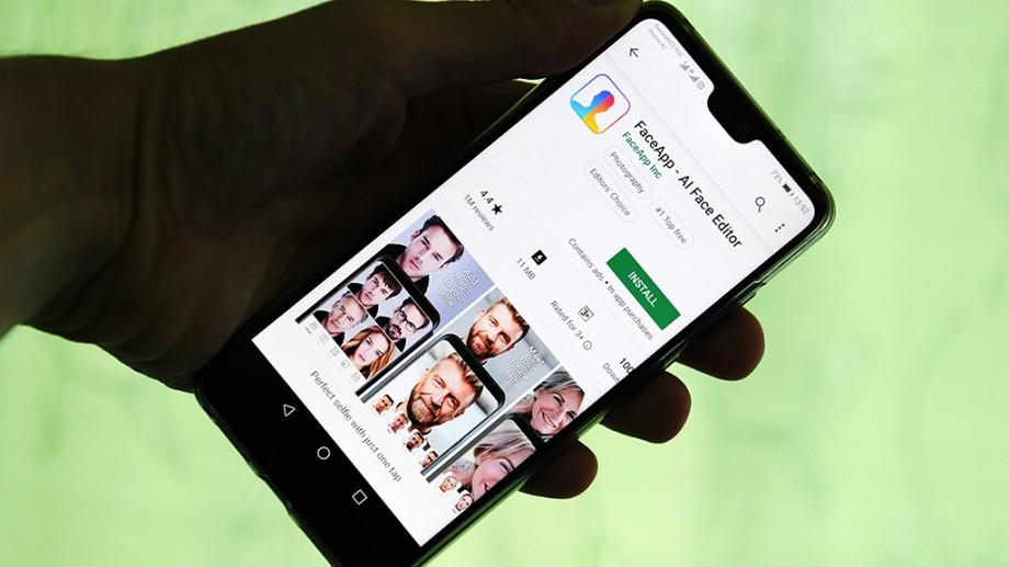 Aplicația care te face bătrân, FaceApp, ar putea fi investigată de FBI