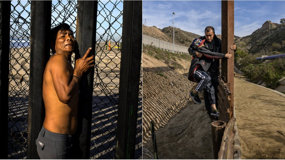 """(foto) Cine sunt câștigătorii concursului """"Pictures of the Year International 2019, la categoria """"Impactul imigrațiilor"""" (4)"""