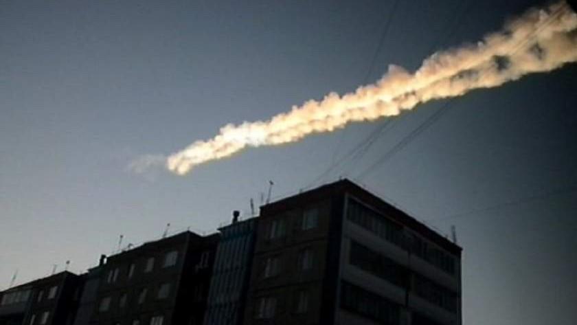 (foto) La Iași a căzut un meteorit care a zguduit orașul. Ce dimensiuni are corpul ceresc