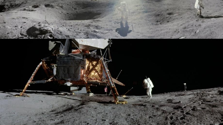 (foto) NASA a publicat panorame superbe din timpul misiunilor Apollo pe Lună
