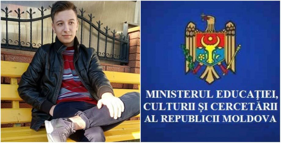"""Scrisoarea unui absolvent din Dondușeni către Ministerul Educației: """"Sistemul nu mi-a permis să iau nota 9"""""""