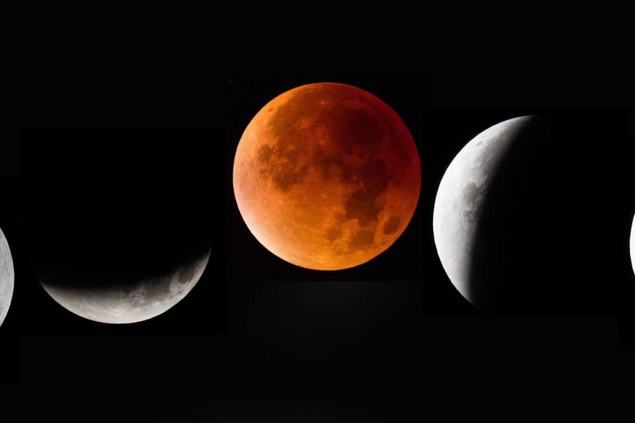 Eclipsă parțială de lună în această noapte. La ce oră poți urmări fenomenul