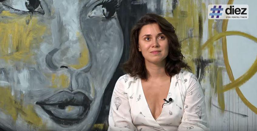 (video) Natalia Morari vorbește #FărăTolk. Despre Leonardo DiCaprio, medaliile la olimpiadele la fizică și primul job