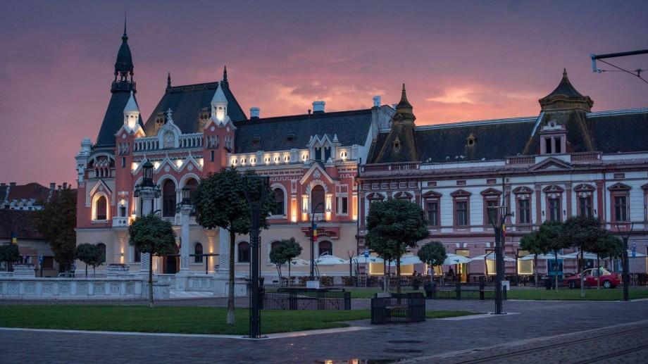 Orașul Oradea din România este inclus în lista orașelor Art Nouveau, alături de Budapesta și Barcelona
