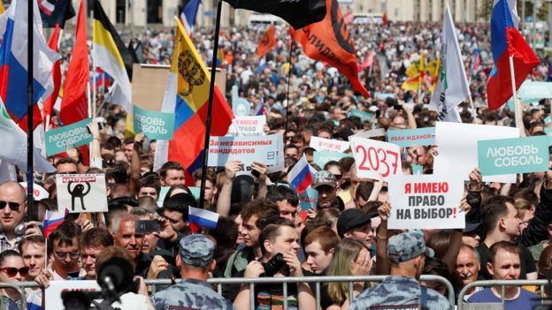 protest moscova 1