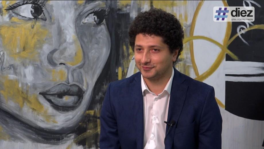 (video) Radu Marian vorbește #FărăTolk. Despre cum e să fii deputat la 28 de ani și de ce trebuie să vizităm toți Scoția