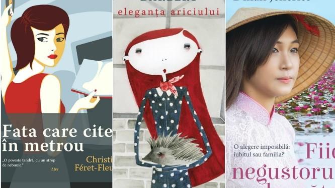 (foto) Top 10 recomandări de cărți la jumătate de preț pe elefant.md
