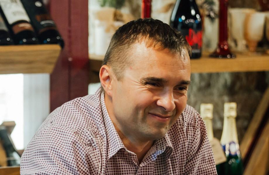 (foto) Vilen Cebotari, despre drumul melcilor de la Orhei care ajung în farfuriile gurmanzilor